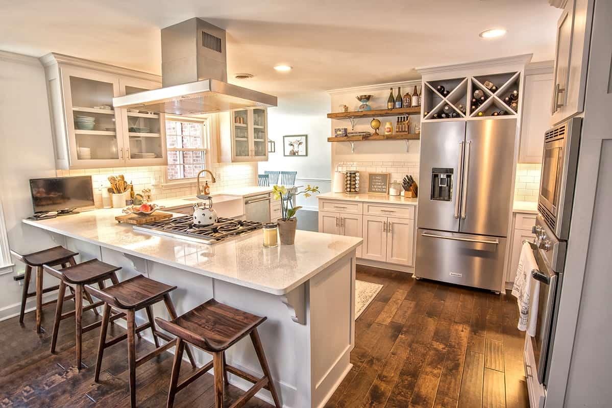 South Carolina Kitchen Remodeling Mauldin