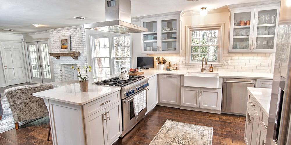 Kitchen Renovation Greenville Simpsonville
